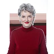 Patricia - Graphic Designer