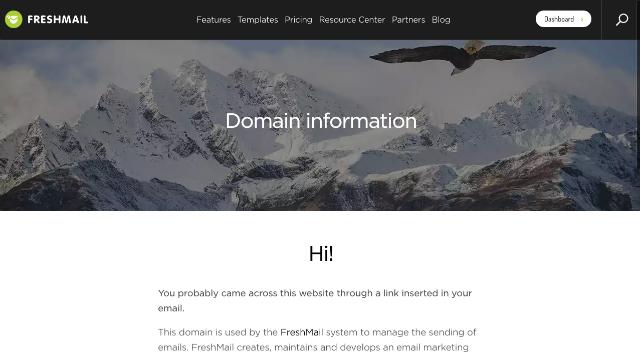 domain-information