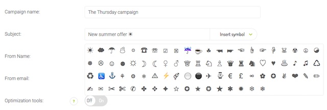 Using Symbols In The Subject Line Of Your Email Freshmail