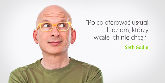 seth godin o permission marketingu