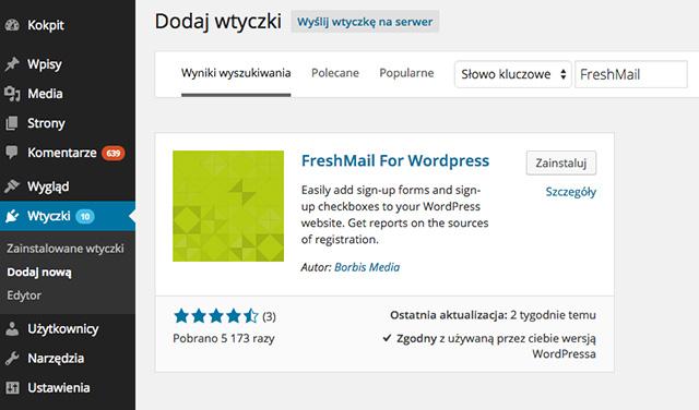 instalacja-wtyczki-wordpress-freshmail