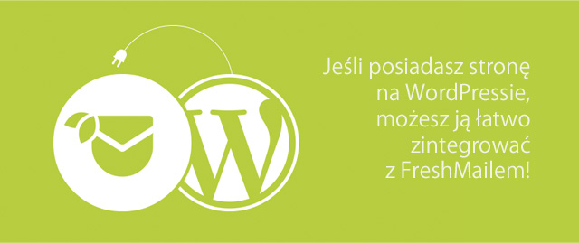 freshmail integracja wordpress