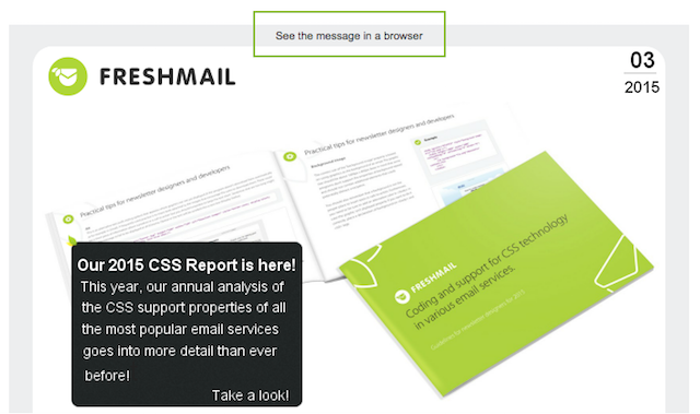 header- FreshMail newsletter