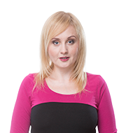 Maria - International Marketing Manager