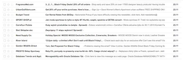 Śmieszne przykłady randkowych wiadomości e-mail