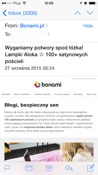 Newsletter: Bonami