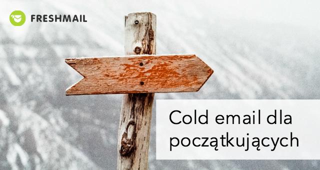 Cold email dla początkujących
