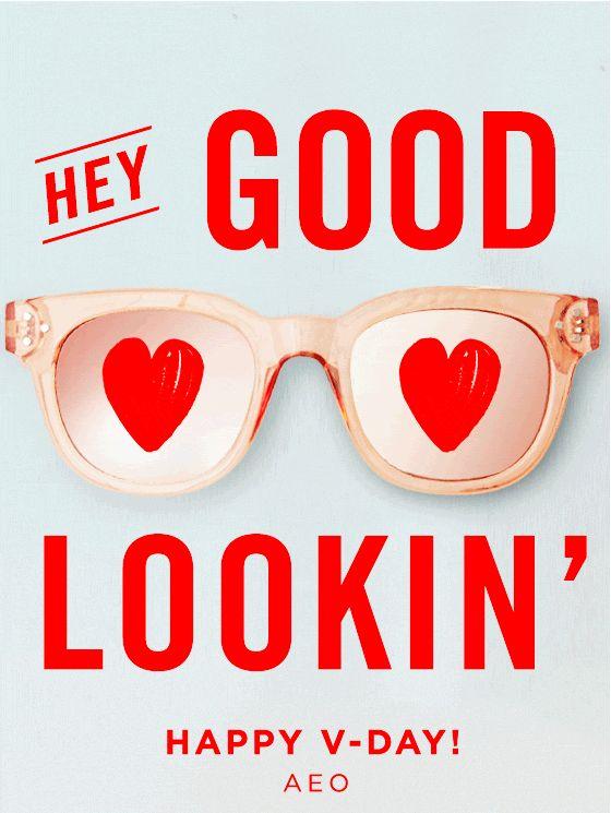 hey good looking