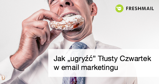 tlusty czwartek w email marketingu mini