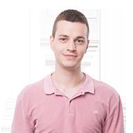 Przemek - Junior Software Developer