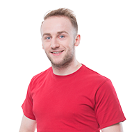 Tomek - Support Team Manager