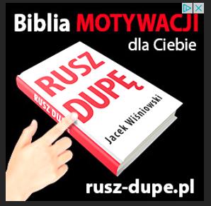 display biblia motywacji