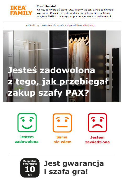 newsletter ikea