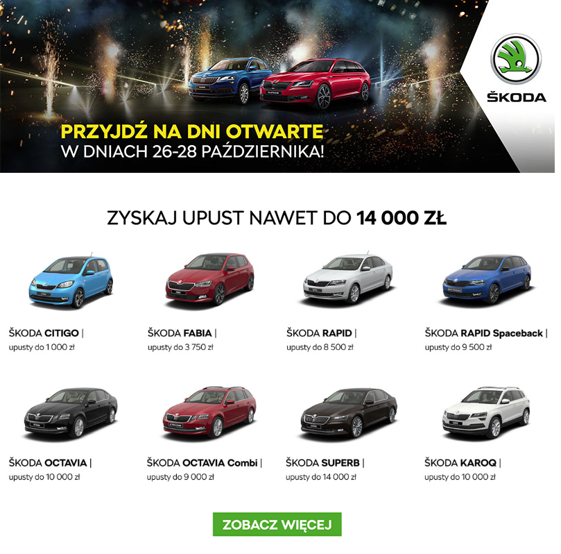 Škoda newsletter