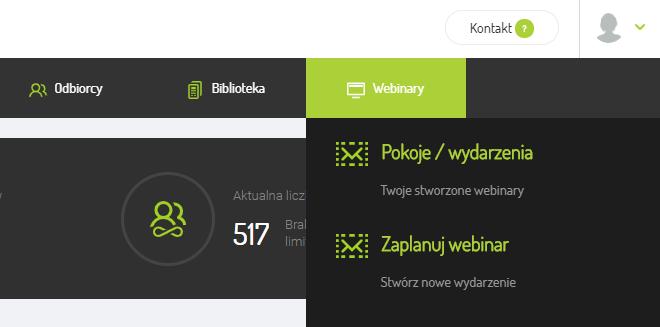 platforma do Webinarów we FreshMailu