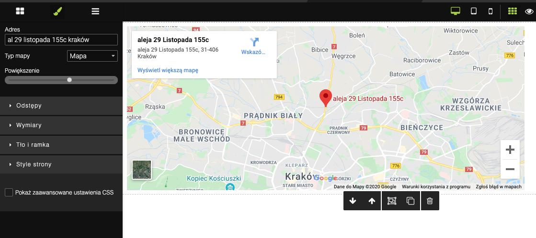 lp mapa
