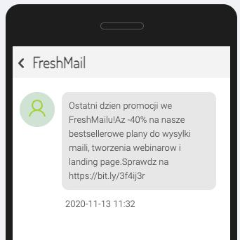 freshmail-marketing-sms